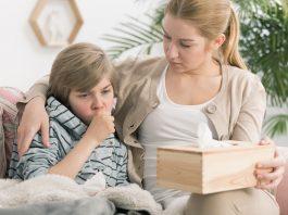 mokry kaszel u dziecka