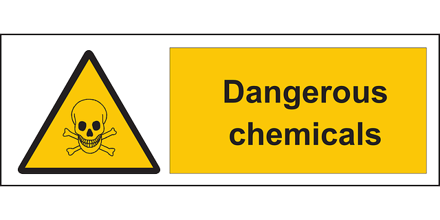 stop chemikalia