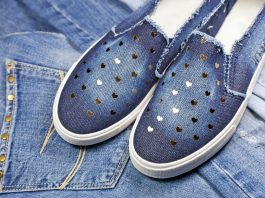 alergia na jeansy