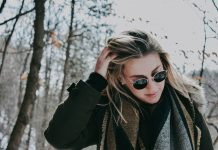 Ubrania dla alergika na zimę