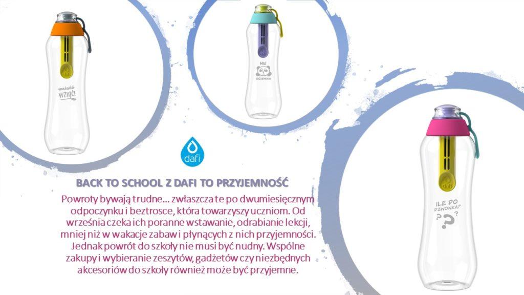 dafi butelka filtrująca wodę