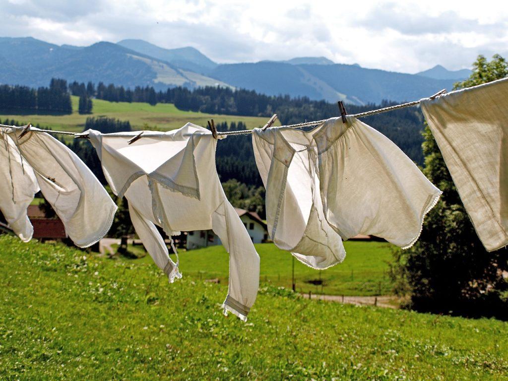 Jak często prać ubrania