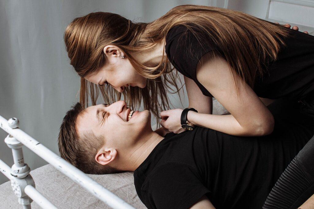 Największe błędy kobiet popełniane podczas seksu