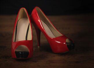 Buty na dużą stopę