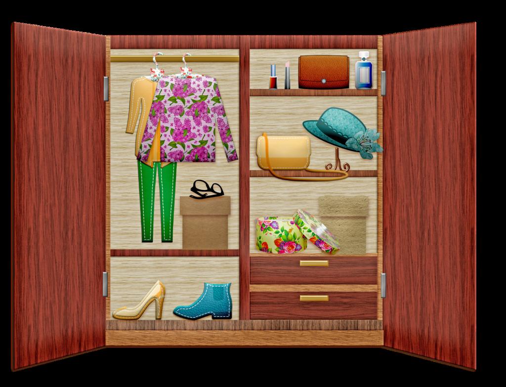Podstawowe ubrania, które przydadzą się w twojej szafie