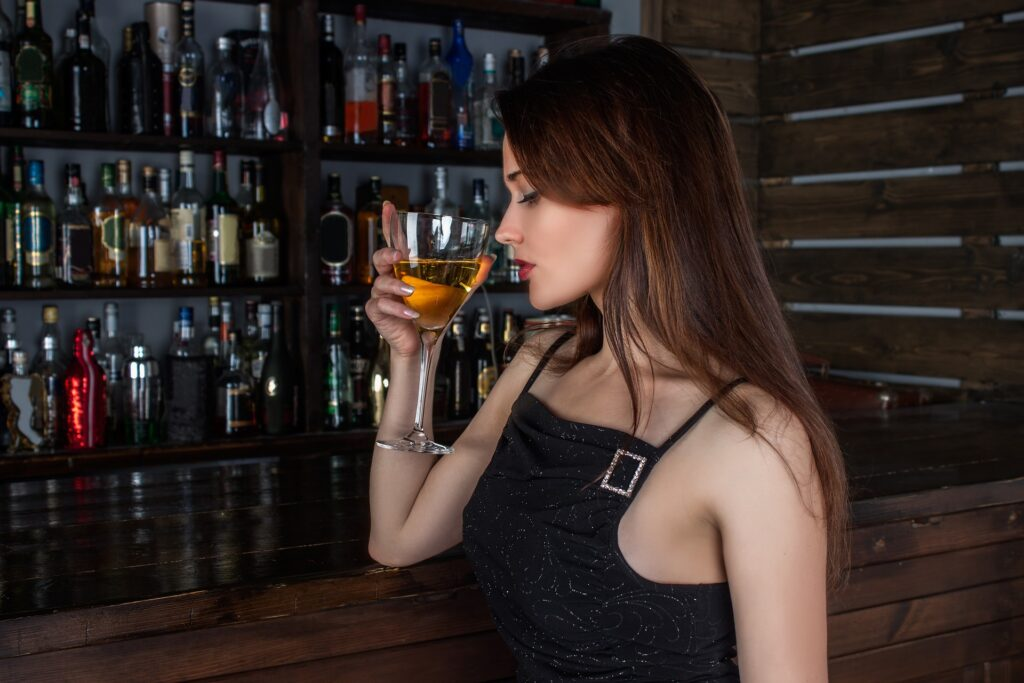 Nadużywanie alkoholu przez młode matki