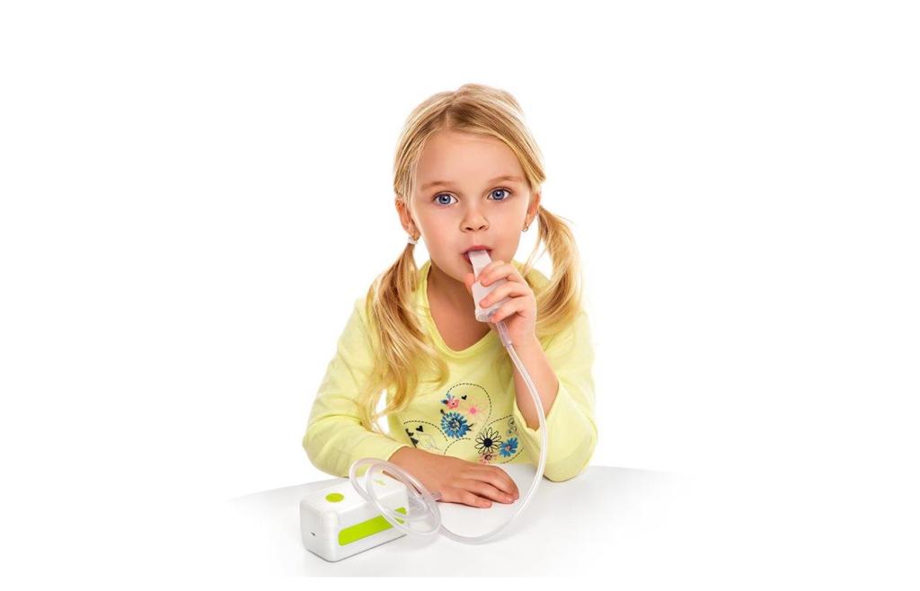 Inhalator kompresorowy z nebulizatorem AGU BABY