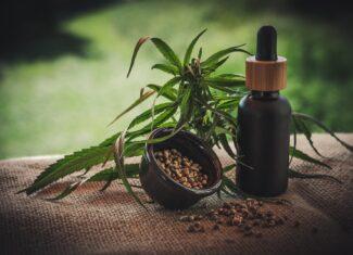 Olej CBD na problemy dermatologiczne