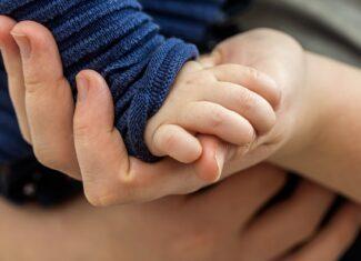 Krostki na dłoniach