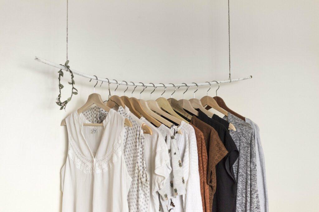 Jak nie kupować zbędnych ubrań