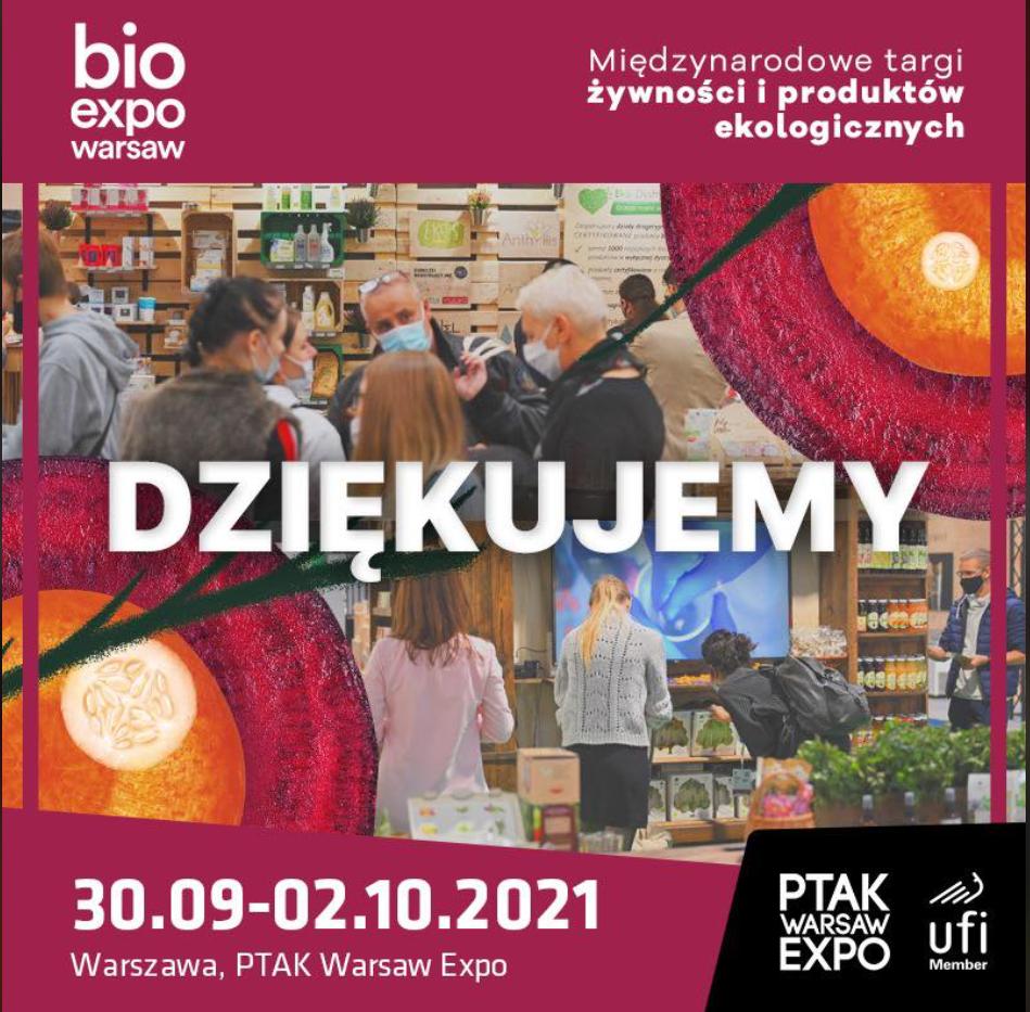 Targi BIOEXPO Warsaw