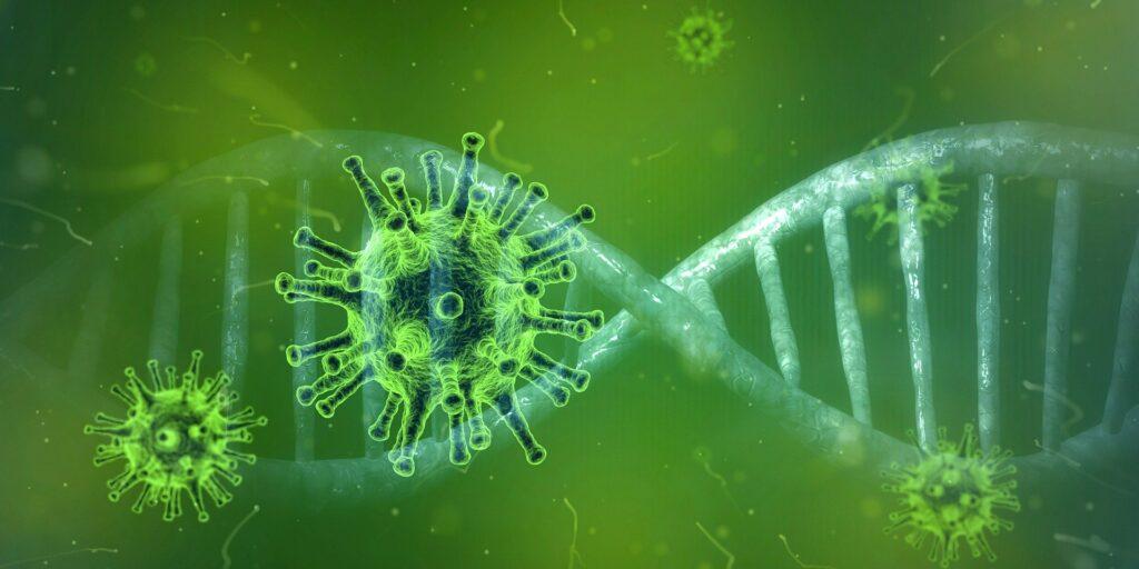 Nowy szczep COVID-19 rozprzestrzenia się w Wielkiej Brytanii