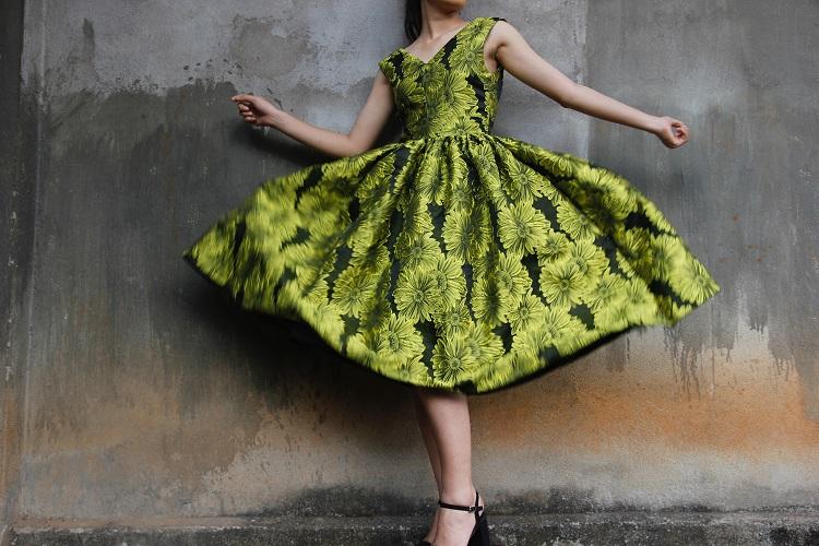modne odcienie zieleni
