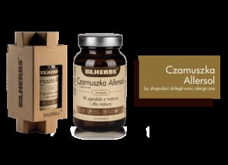 Czarnuszka i pachnotka, czyli naturalny sposób na alergię