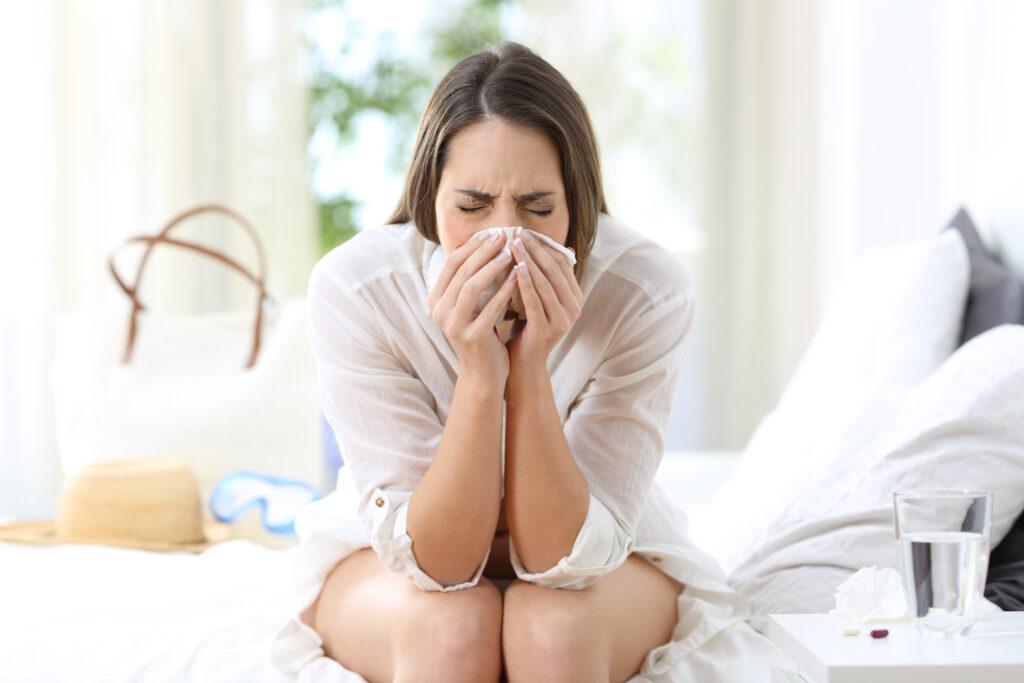 Alergia latem – co najczęściej nas uczula w cieplejszych miesiącach?