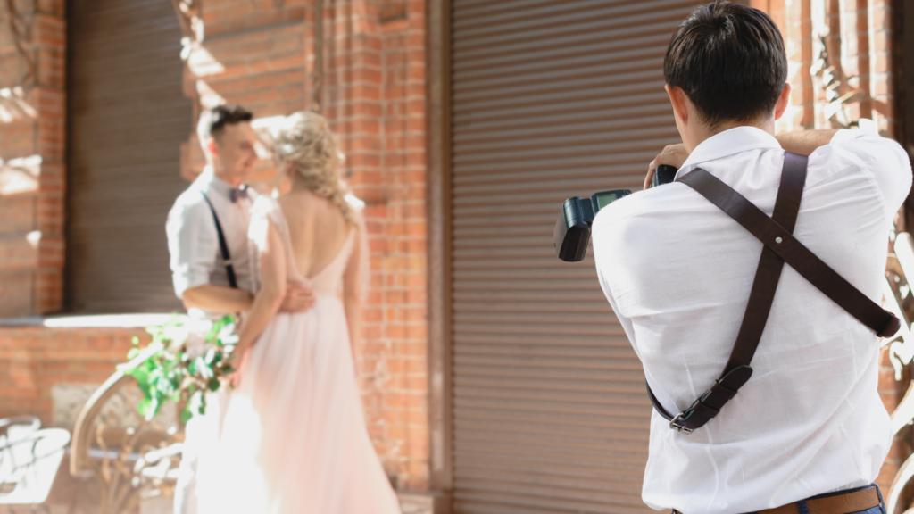 Wybieramy fotografa ślubnego