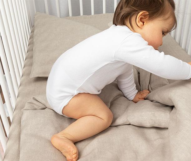 Pościel dla dzieci z naturalnych tkanin