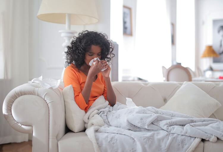 Wysoka wrażliwość a alergie