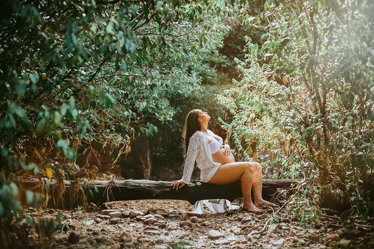 Jak podczas ciąży przetrwać upał