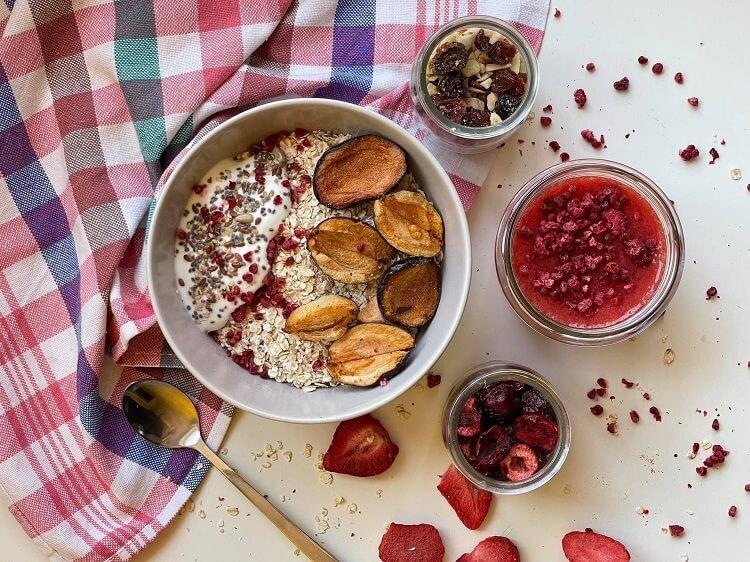 Czym zastąpić świeże owoce i warzywa jesienią oraz zimą