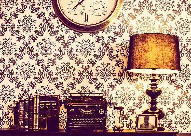 Zegary ścienne w stylu retro