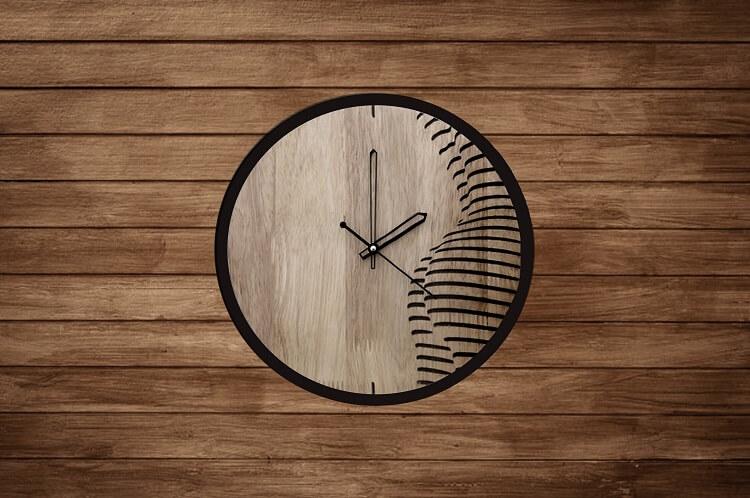Nietypowe zegary ścienne